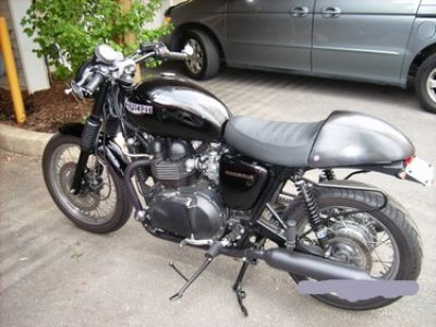 2006 triumph bonneville. Black Bedroom Furniture Sets. Home Design Ideas