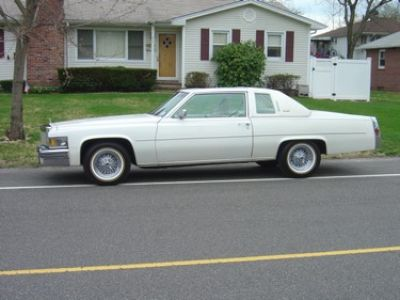 Main F on 2000 Cadillac Deville Custom