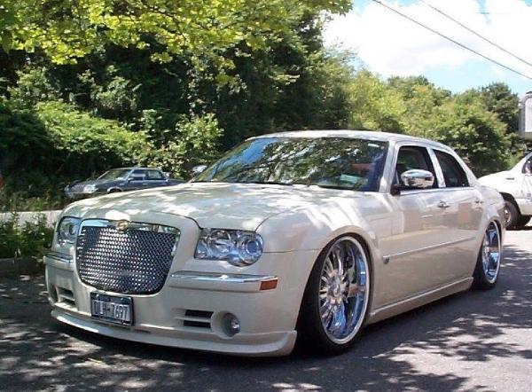 Image Gallery Chrysler 300 Lowrider