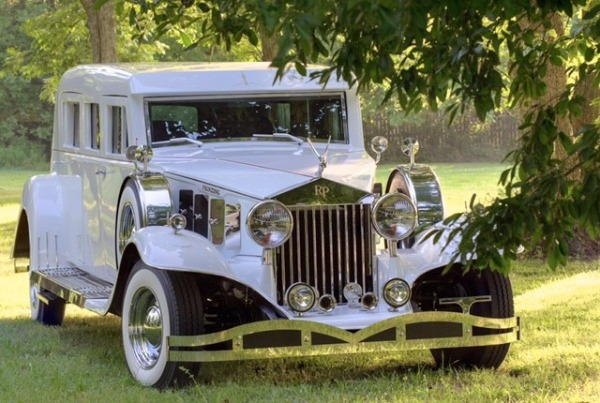 1940 Rolls Royce Limo Repro