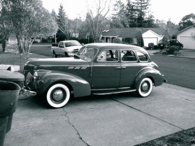 1940 pontiac 4 door for 1930 pontiac 4 door sedan