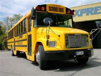 2000 International School Bus Stock # 1851-12277 for sale