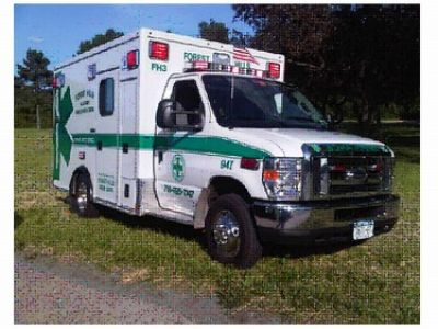 2010 Ford Ambulance Stock # 3969-14081 for sale near New
