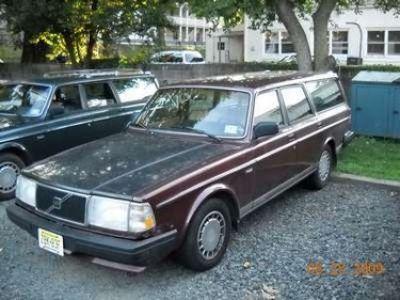 Volvo wagon 1990