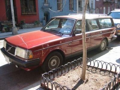 1986 Volvo Station Wagon Stock 1181 11666 For Sale Near New York
