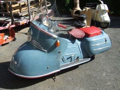1954 Maicomobil Scooter
