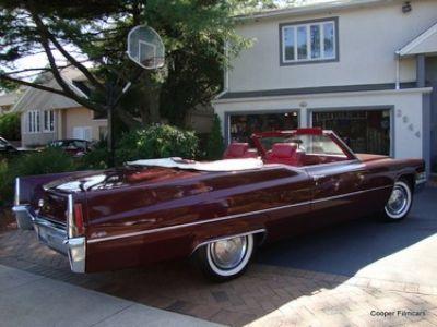 100 1970 Cadillac Eldorado 1970 Cadillac Deville