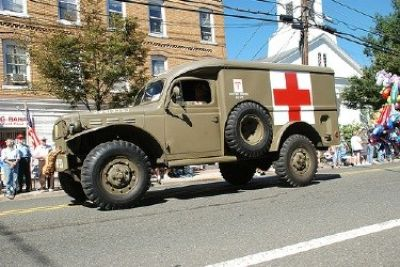 1942 Dodge WC-54 Ambulance Stock # 2290-12636 for sale near