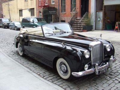 1960 Bentley S1 Drophead