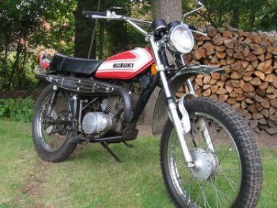 1972 Suzuki TS185 Stock # 4038-14201 for sale near New York
