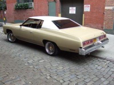 1975 Chevrolet Impala Stock 4413 14562 For Sale Near New