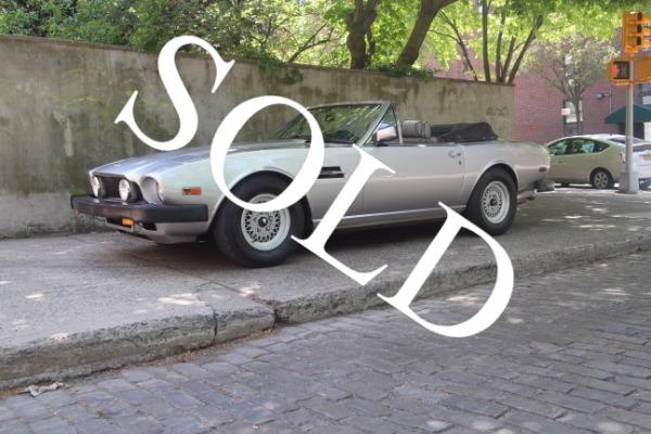 1988 Aston-Martin Volante V8