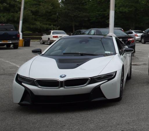 2015 Bmw I8 Transmission: 2015 BMW I8
