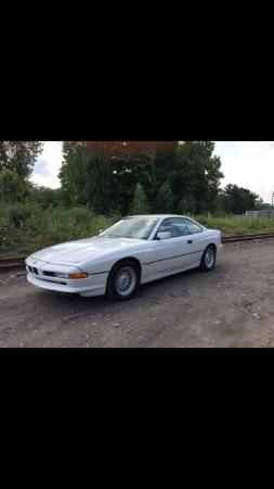 1999 BMW 850i