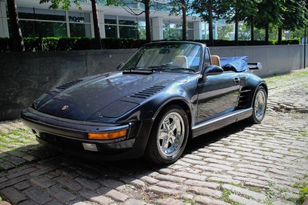 1988 Porsche 930 Turbo Cabriolet Slant Nose