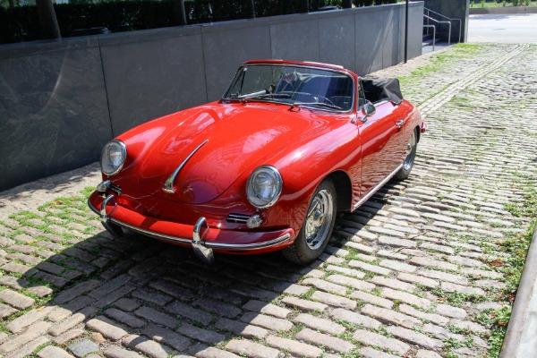 1963 Porsche 356B Super