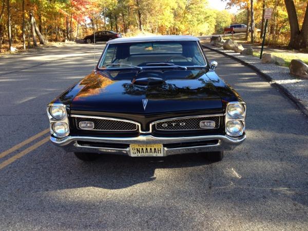1967 Pontiac GTO Stock # 2259-12604 for sale near New York