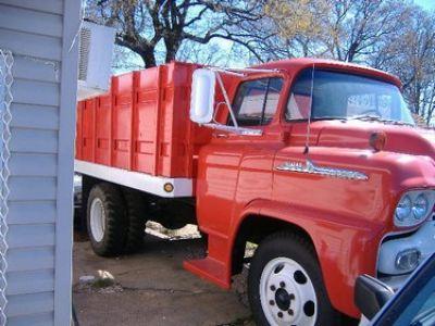 Used-1958-Chevrolet-Dump-Truck