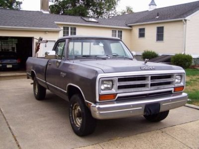 Used-1989-Dodge-Pick-Up