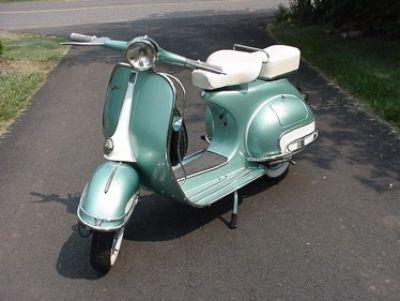 Used-1965-Vespa-150