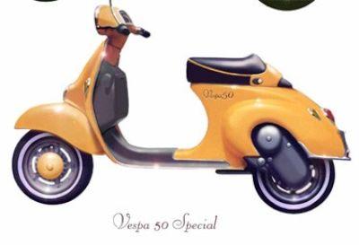 Used-2006-Vespa-150