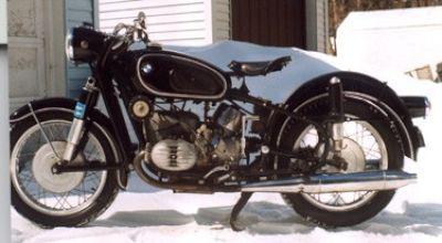Used-1962-BMW-R-69