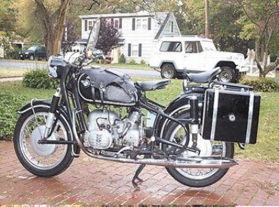 Used-1960-BMW-R-69