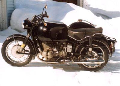 Used-1963-BMW-S-500-w/sidecar