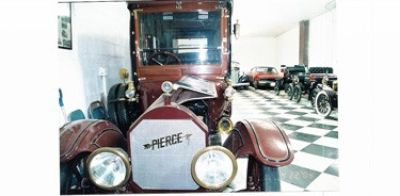 Used-1913-Pierce-Arrow-sedan