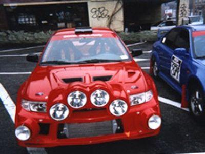 Used-1998-Mitsubishi-EVO-Rally-Car