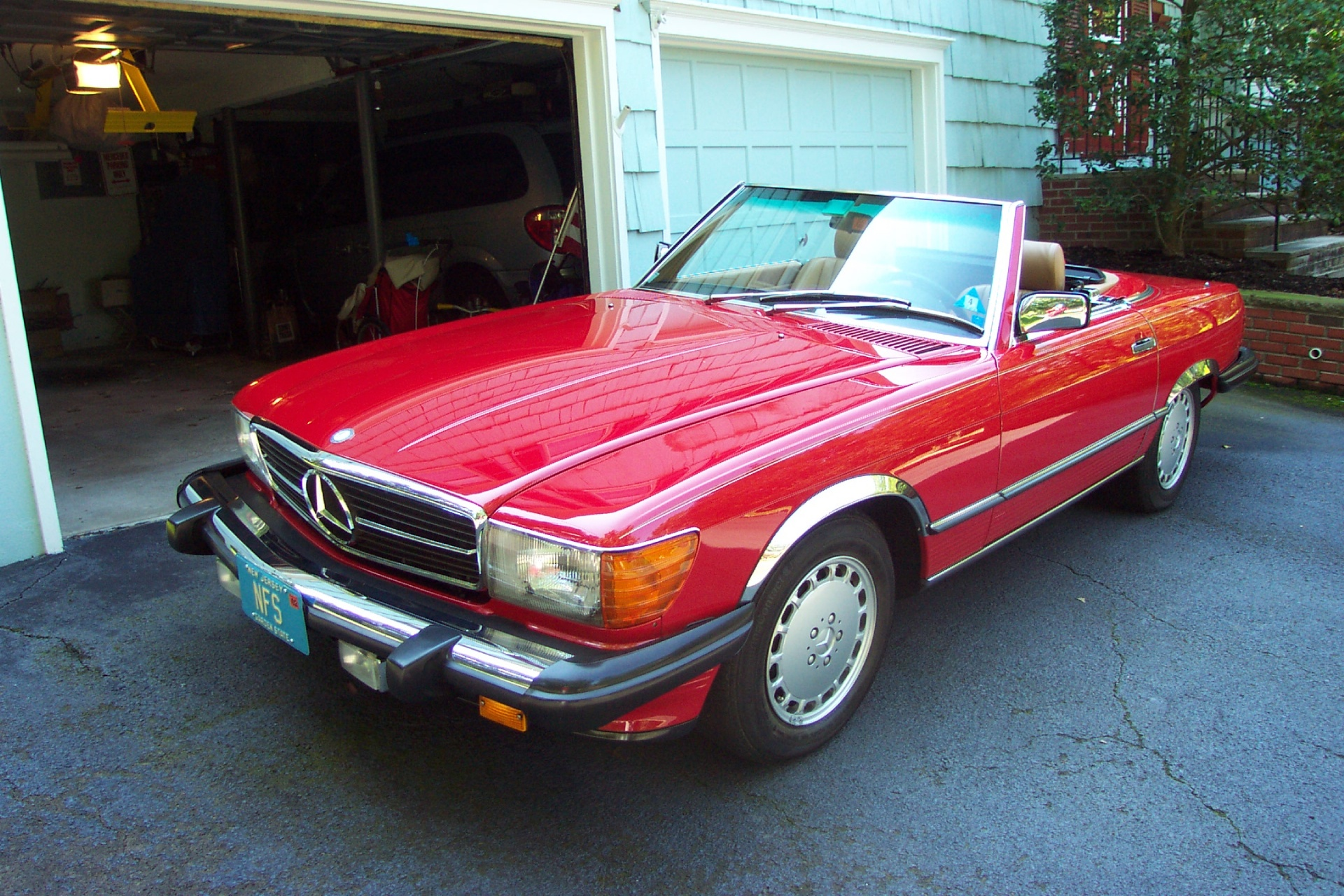 1987 Mercedes-Benz 560SL Stock # 1057-11576 for sale near ...