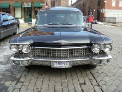 Used-1960-Cadillac-Hearse