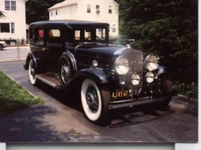 Cadillac Of Greenwich >> 1930 Cadillac Limo Stock # 1740-12171 for sale near New ...