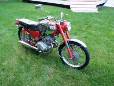 Used-1965-Honda-CB-200T