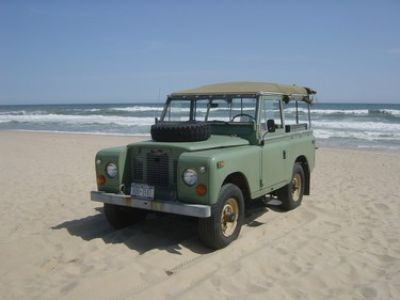 Used-1971-Land-Rover-Series-III