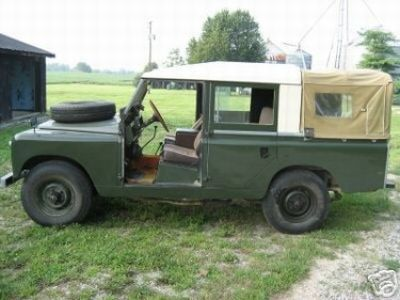 Used-1963-Land-Rover-Series-III