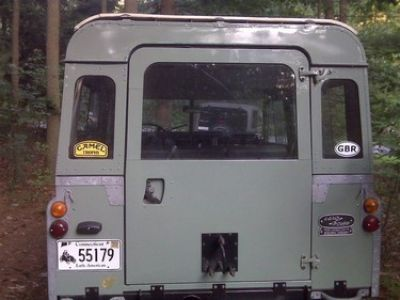 Used-1960-Land-Rover-Series-II