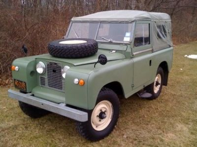 Used-1961-Land-Rover-Series-II