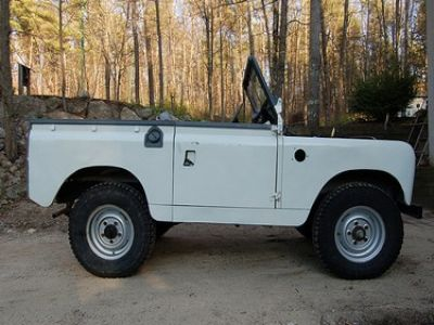 Used-1964-Land-Rover-Series-II