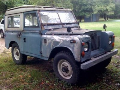 Used-1971-Land-Rover-Series-II