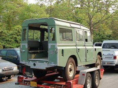Used-1965-Land-Rover-Series-II