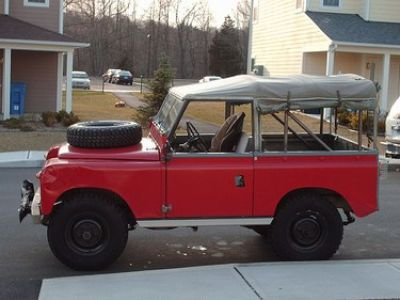 Used-1968-Land-Rover-Series-II