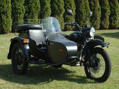 Used-1960-Ural-Sidecar