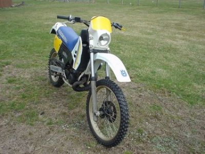 Used-1987-Husquavarna-Dirt-Bike