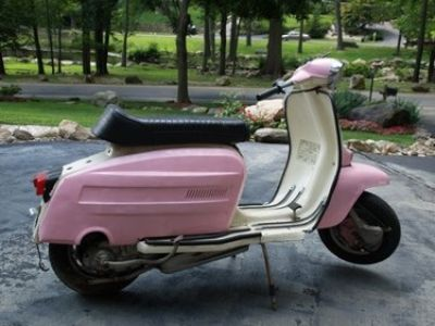 Used-1958-Lambretta-scooter