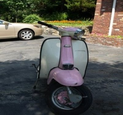 Used-1958-Lambretta-scooter