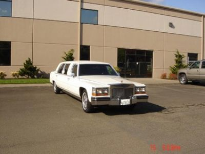 Used-1986-Cadillac-Fleetwood-Limo