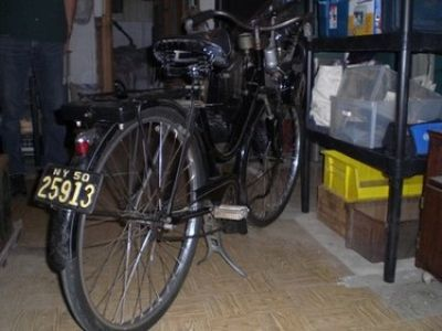 Used-1949-Solex-Moped