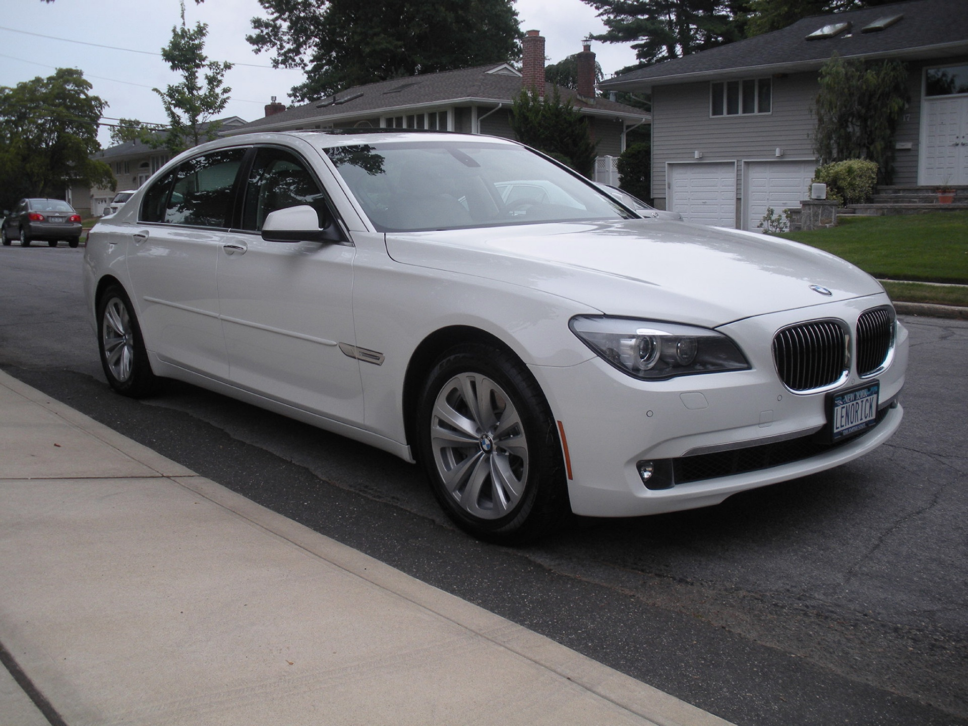 2011 Bmw 740il Stock 3520 13734 For Sale Near New York