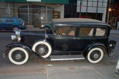 Used-1930-Buick-Sedan